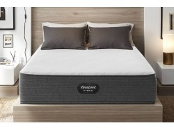"Beautyrest® Platinum ""C"" Plush Hybrid Mattress"